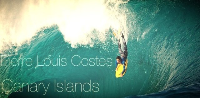 Pierre Louis Costes In Canary Islands