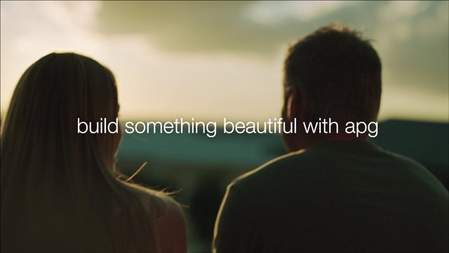TVC. APG Homes 'Beautiful'