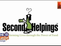 Second Helpings Is Creating Jobs and Feeding The Homeless