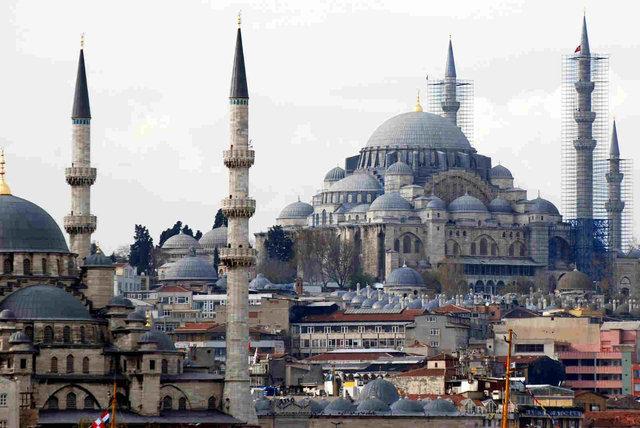 Port Call Istanbul Turkey