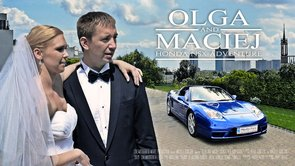 Honda NSX Adventure - Olga & Maciej