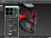 3ds Max Tutorial: The making of Cyrax vs Sektor by Mahmoud Amghar - Rendering process