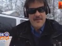 We Caught Up With Tony King in the Snow