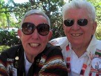 Patti McBride Herbert,B.B.A. '57 & Allan Herbert, B.B.A. '55, M.B.A. '58