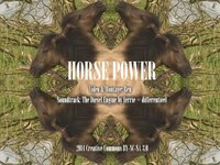 The Weirderst Thing On The Internet Tonight: Horse Power