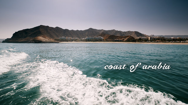 Coast of Arabia