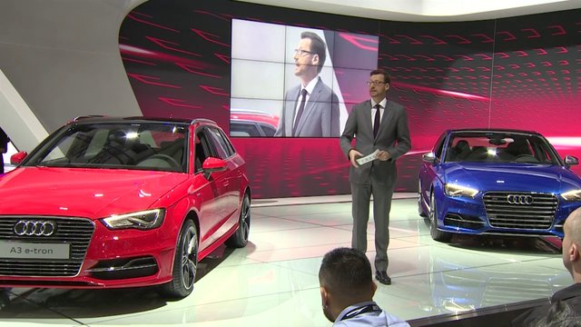 AUDI Canada, Wolfgang Hoffmann, President, A3 e-tron, S3, S8, at CIAS 2014, Webcast Thursday, February 13, 2014