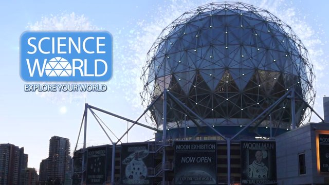 Science World Commercial - Moon Man (Vancouver Video Production Services)