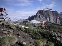 Ride the Dolomites