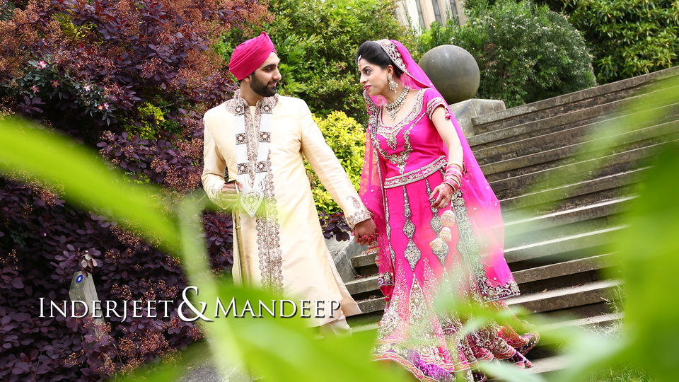 Sikh Wedding of Indy and Mandeep