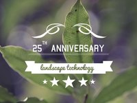25th Anniversary landscape technology