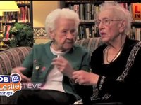 These 100 year old Friends Know about pop Culture
