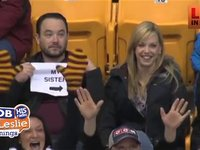 How to Get out of the Kiss Cam