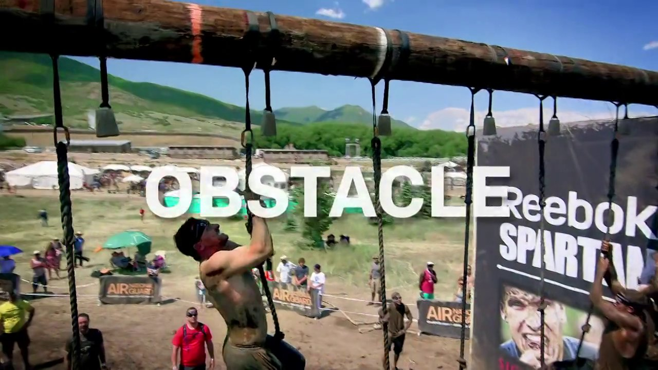 Reebok and Spartan Race commercial shot with Bolt by Camera Control Inc in Los Angeles