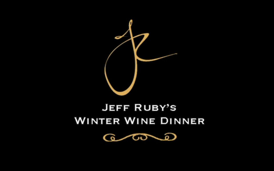 Jeff Ruby's Winter Wine Dinner