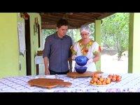 Em Ocara, o repórter Denes Barbosa foi conferir a matéria prima de um hambúrguer que leva um ingrediente bem diferente.