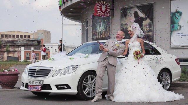 Свадебный видеограф Максим Лобанов, Омск