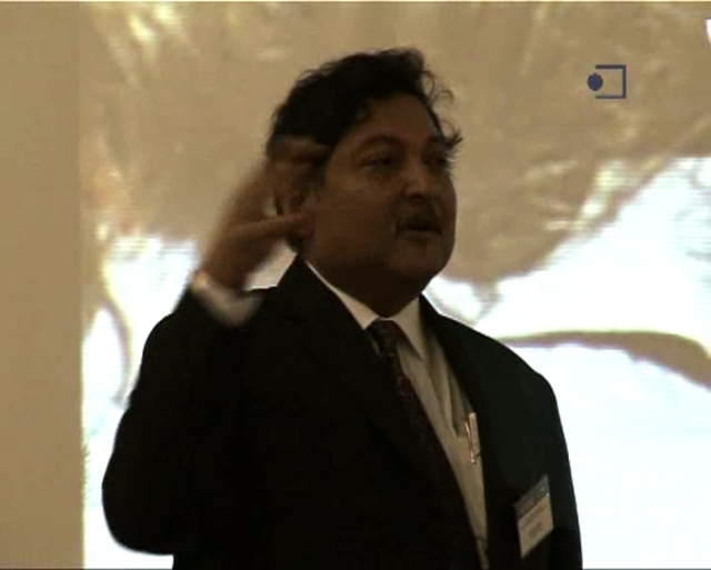 Sugata Mitra's Hole in the Wall conference video