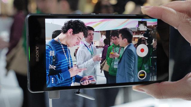Sony Xperia Z2: toma de contacto