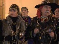 Egun osoz hartu zuten Ordizia ijito hungariarrek