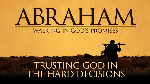 Trusting God in the Hard Decisions