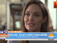 Angelina Lolie's Unbroken Hero