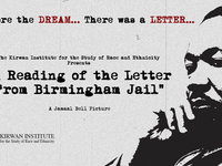 "Vimeo - ""A Reading of The Letter From Birmingham Jail"" – Before the Dream... There was a Letter..."