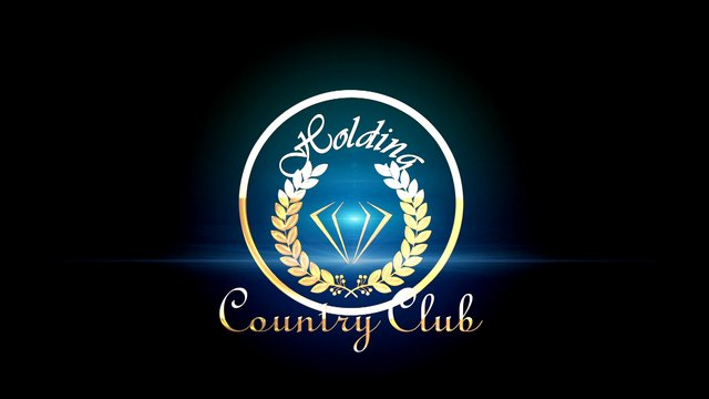 Holding country club