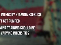 Stamina Training with Tom Randall