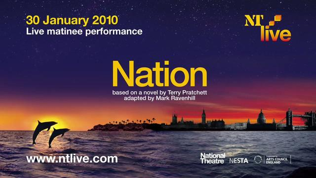 Nation; National Theatre Cinema Promo