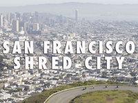 Comet Skateboards // SAN FRANCISCO SHRED CITY