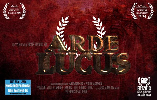 Arde Lucus Documentary (trailer).