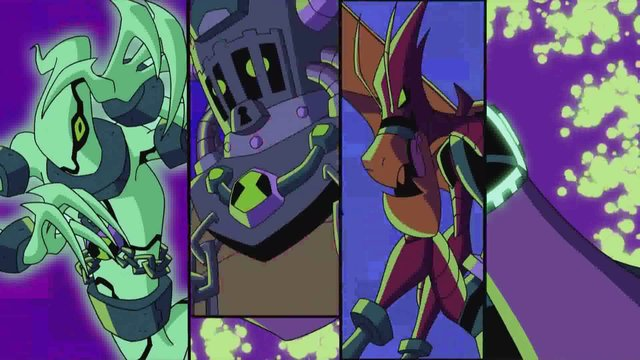 Ben 10 Omniverse- Galactic Monsters Cartoon Network