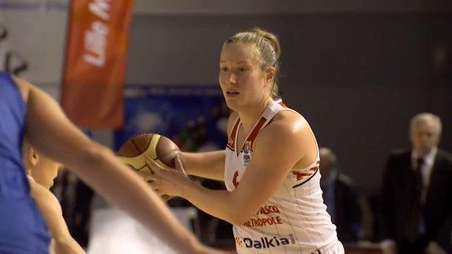 FIBA EUROCUP 2014 - 1/2 FINALE ESBVA / MOSCOU
