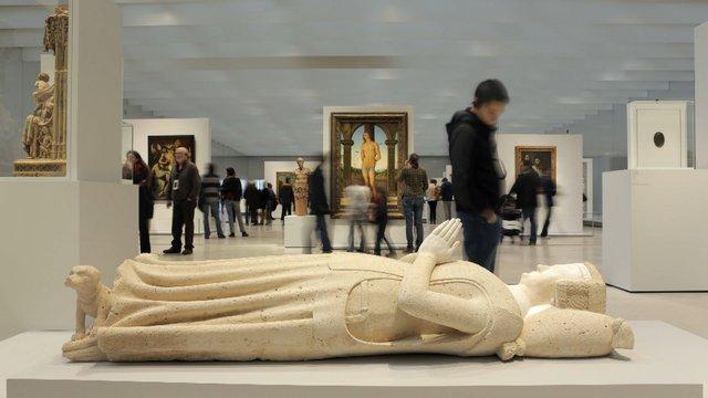 Le Louvre-Lens, un musée à part entière...
