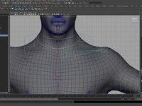 Maya Tutorial: Introduction to rigging – the shoulder and the arms Part A