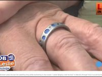 Couple Lost a Wedding Ring and Found 8 Months Later