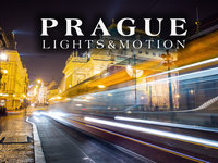PRAGUE. Lights & Motion