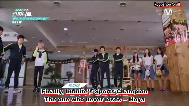 [engsub] This is Infinite Episode 4