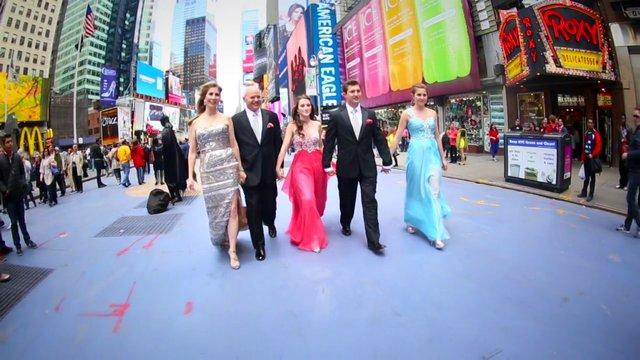 Nicole-Temple Shaaray-Tefila-Bedford Corners/Times Square/Edison Ballroom