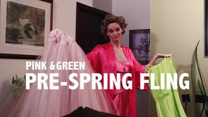 Thumbnail image for 'A Silver Lining Foundation - The Pink and Green Pre-Spring Fling #PinkandGreen'