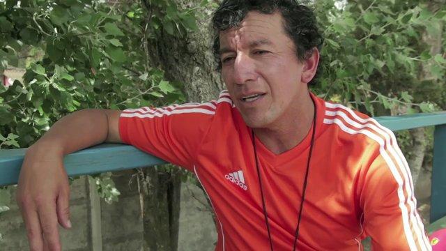 Escuela de fútbol Danich Perez Hualañe