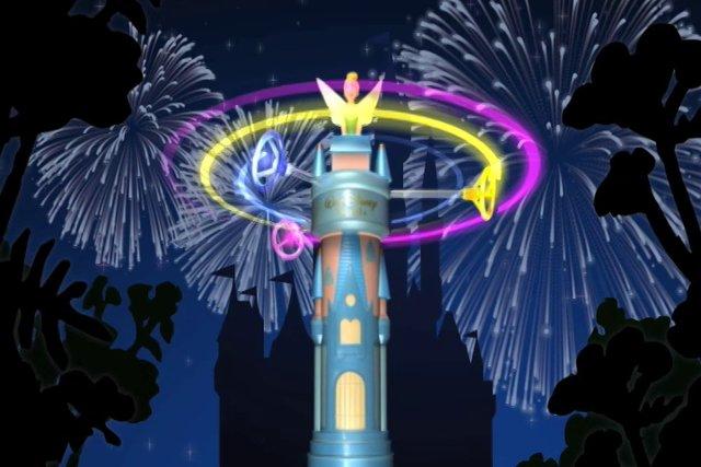 Disney Glow In The Dark Paint Colors