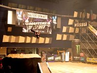 Masters of Dirt in Wien 2014 - Chris Böhm BMX Show
