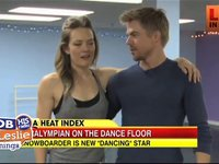 Paralympian Now On Dancing with the Stars