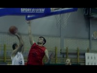 KNBA ALL STAR GAME - Canon C 100 & slow motion