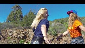 Longboard Girls Crew Poland + BRYGADA KRYZYS :) Tenerife Trip trailer 2