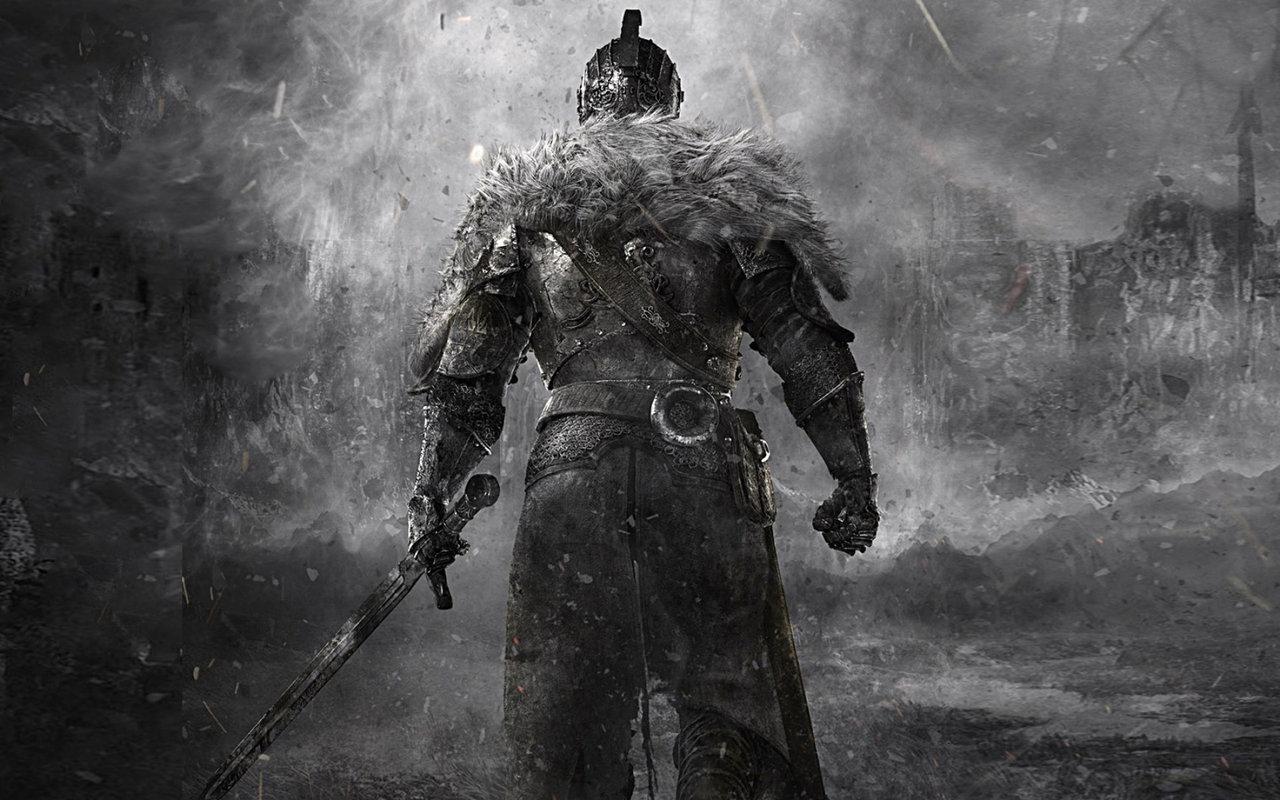 【Dark souls II - Launch trailer】【Yao】