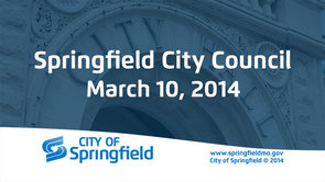 City Council, March 10, 2014