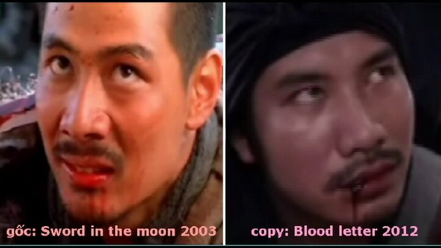 "SWORD OF THE ASSASSIN"" PLAGIARISM MOVIE SCAM UNCOVERED BY VIETNAMESE"